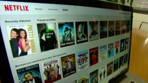 Netflix is one of three new subscription TV services which has launched in Australia in the last year. (Supplied)