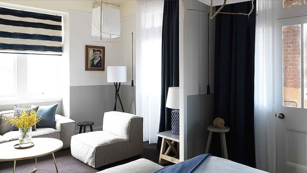 Hotel Palisade room (supplied)
