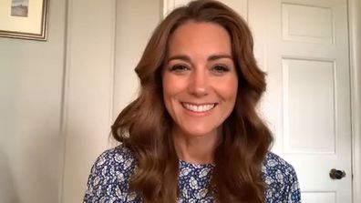 Kate Middleton, Duchess of Cambridge surprises school children at Oak National Academy Assembly