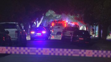 A teenage girl has died and a second is in a critical condition after a stabbing in Parramatta in Sydney's west overnight.