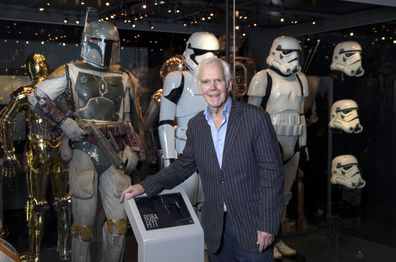 "Jeremy Bulloch attends a photocall at the ""Star Wars Identities: The Exhibition"" on July 26, 2017 in London, United Kingdom."