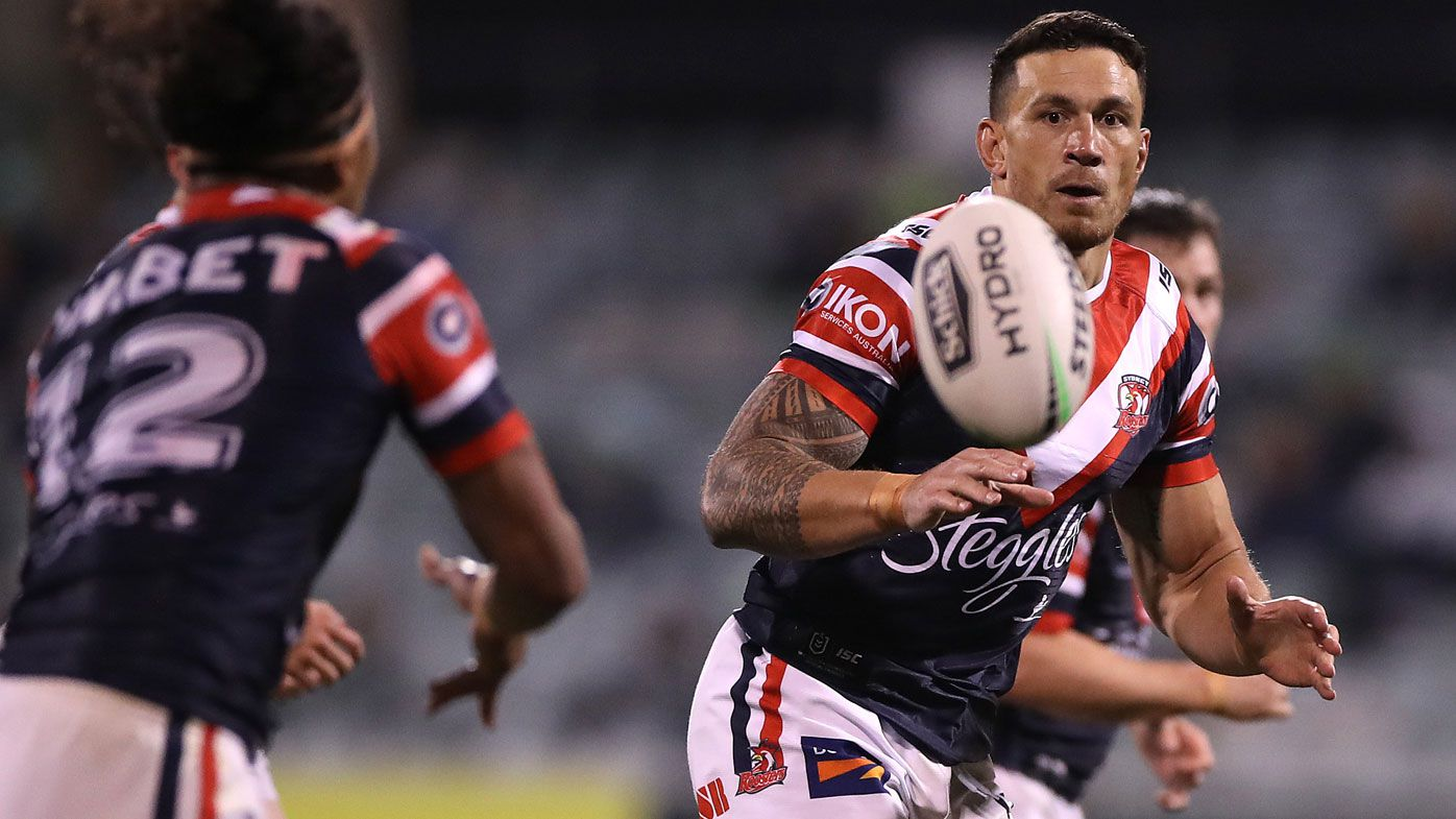 EXCLUSIVE: Peter Sterling questions how SBW can force out in-form Roosters teammates