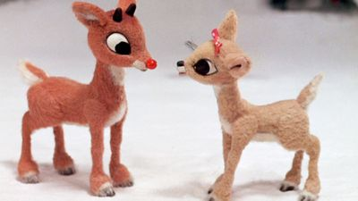 11. Rudolf the Red-Nosed Reindeer (1964)