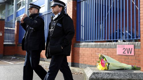 A murder investigation has been launched following the death of a police officer at the Croydon Custody Centre in south London.