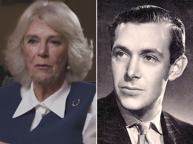 Bruce Shand, Camilla Parker Bowles