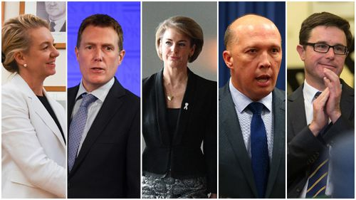 The winners of Turnbull's Cabinet reshuffle