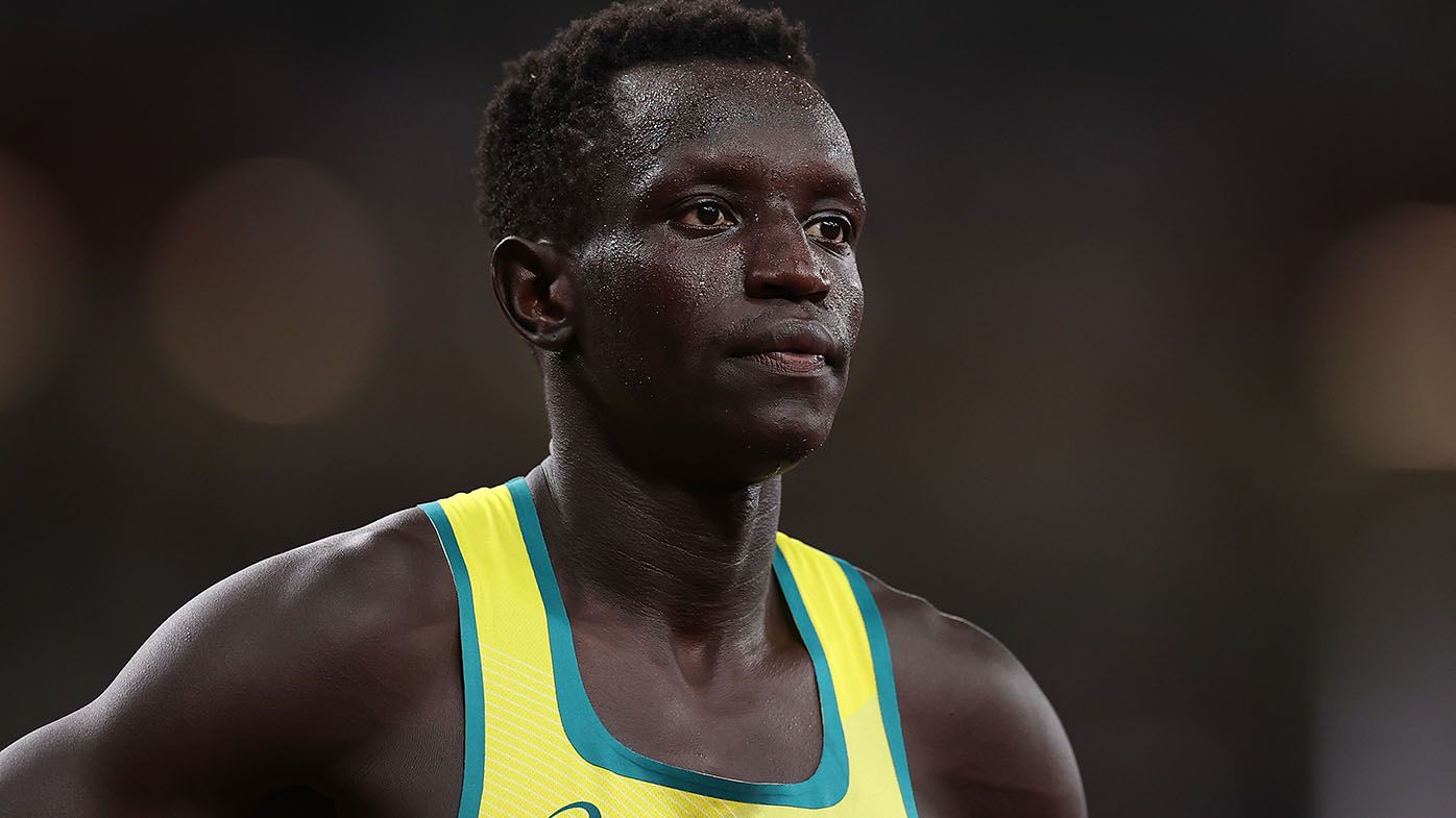 Tokyo Olympics 2021: 'The Australian guy' Peter Bol lauded for gutsy 800m final run