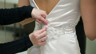 The bride is being accused of manipulating her future mother-in-law into paying for wedding costs.