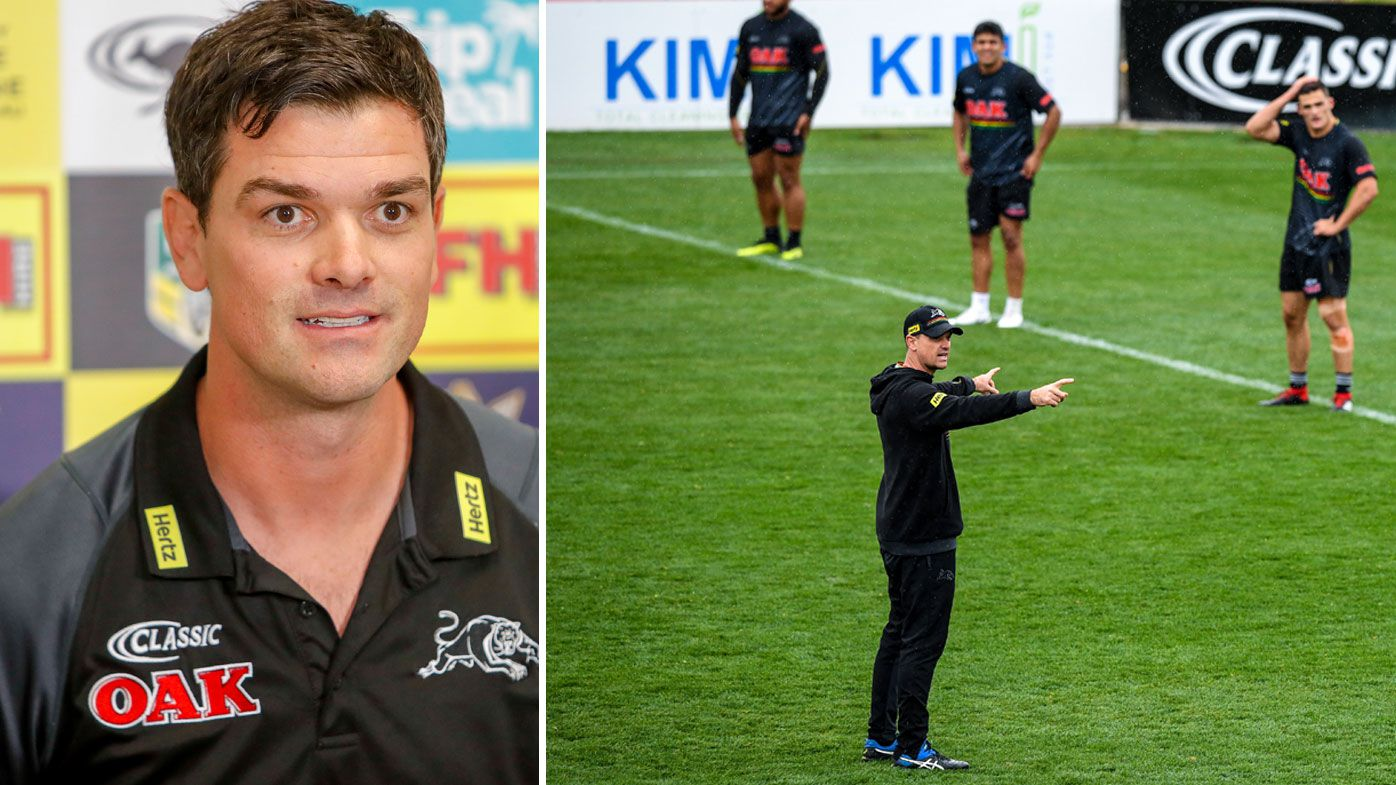NRL: Cameron Ciraldo invites referees to officiate Penrith Panthers training in a bid to curb penalty crisis