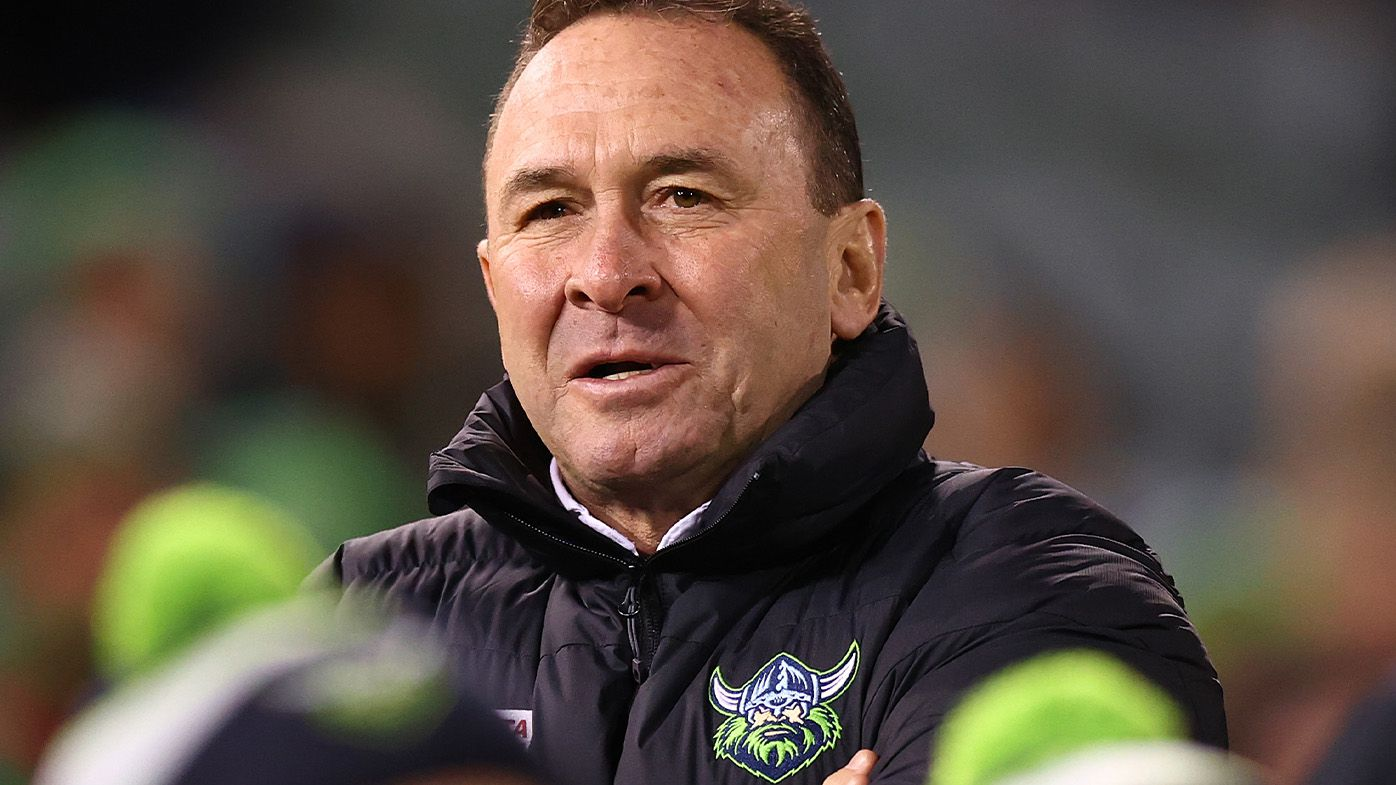 Ricky Stuart declares Raiders have 'turned a corner' after upset win over Eels