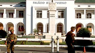 East Timor Government House (Getty)