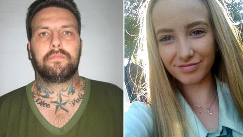 Zlatko Sikorsky, 37, is accused of murdering his 16-year-old girlfriend in June 2018.