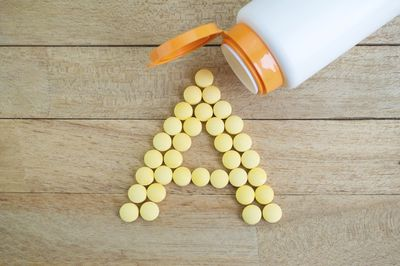 <strong>Swap vitamin A pills for...</strong>