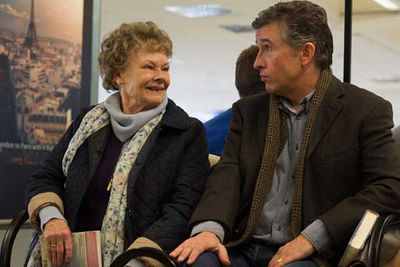 <i>Philomena</i> is also nominated in the Best Adapted Screenplay category.