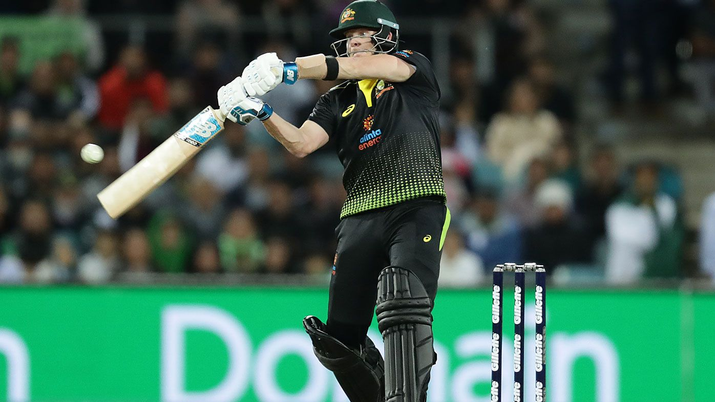 Cricket: Steve Smith masterclass gifts Aussies T20 win over Pakistan