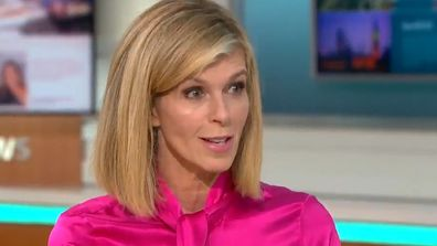 Kate Garraway gives update on her husband's condition on Good Morning Britain