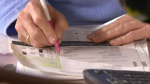 Homeowners will be required to log on to the government's website to claim the cash. (9NEWS)