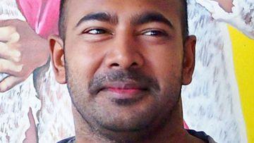 Myuran Sukumaran will be farewelled today. (Supplied)