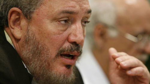 Fidel Castro Diaz-Balart. (AP)