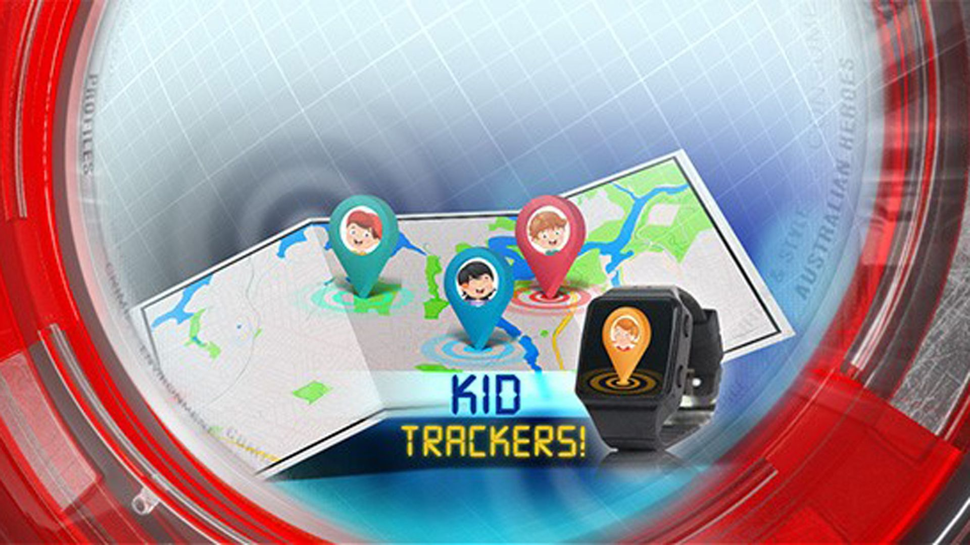 Kid Trackers A Current Affair Extras 2018, Exclusive Content