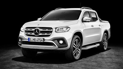 Mercedes-Benz unveils new dual-cab ute: The X-Class