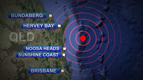 Queenslanders shocked and bemused after earthquake rattles houses in state's southeast