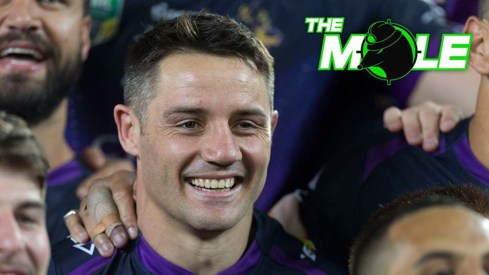 Cronk Bombshell: Star halfback's deal with Roosters all but done