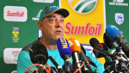 Darren Lehmann quit the post in the wake of the ball-tampering scandal. (AAP)