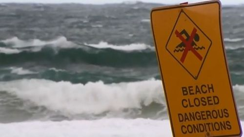 Severe weather warnings in place as cold front brings wild conditions