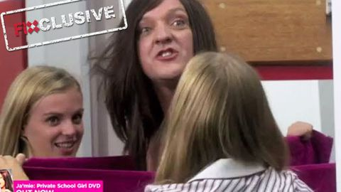 EXCLUSIVE: This Ja'mie: Private School Girl blooper reel will crack you up