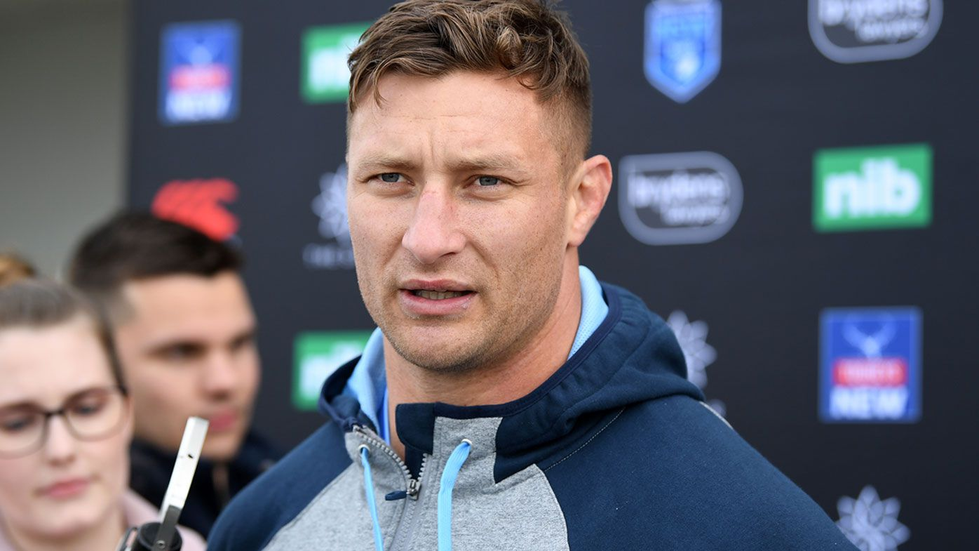 I've done nothing wrong: Tariq Sims upbeat ahead of NRL judiciary
