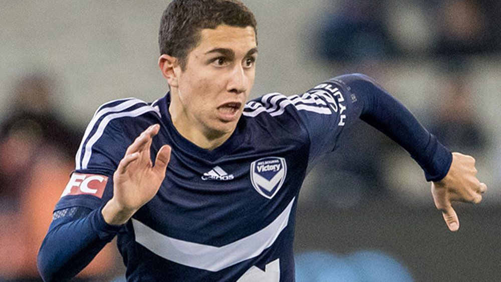 Pasquali in Melbourne derby mix