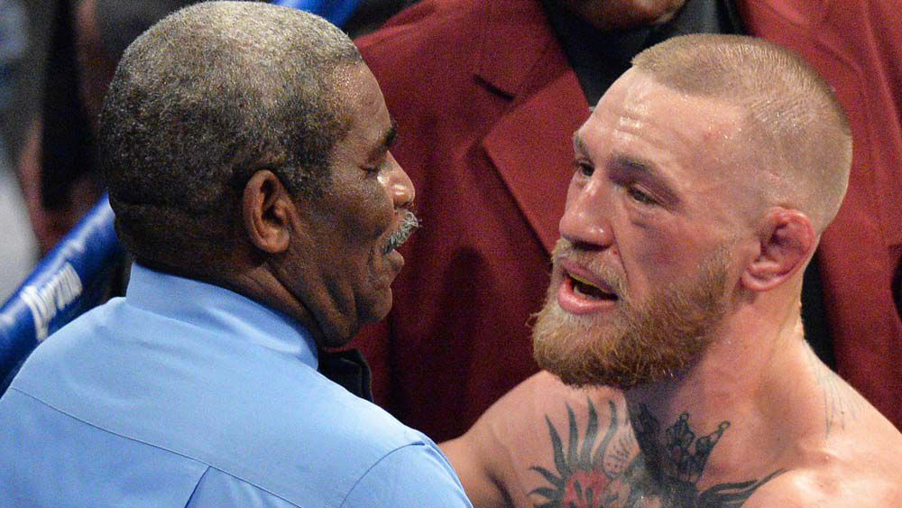 Mayweather vs McGregor: Conor says ref called the fight early