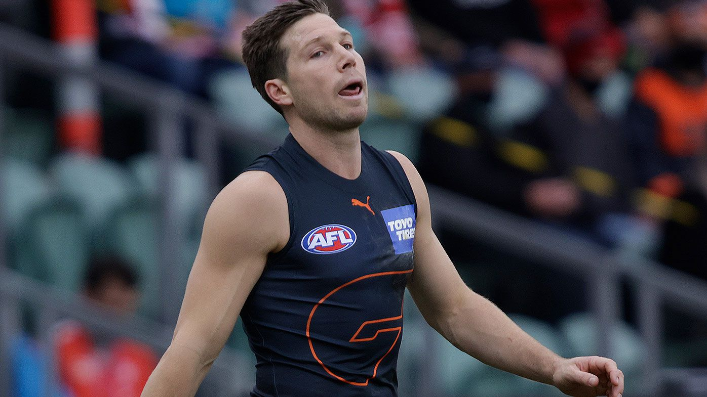 'We have to protect our umpires': Shane Crawford expects suspension for Toby Greene