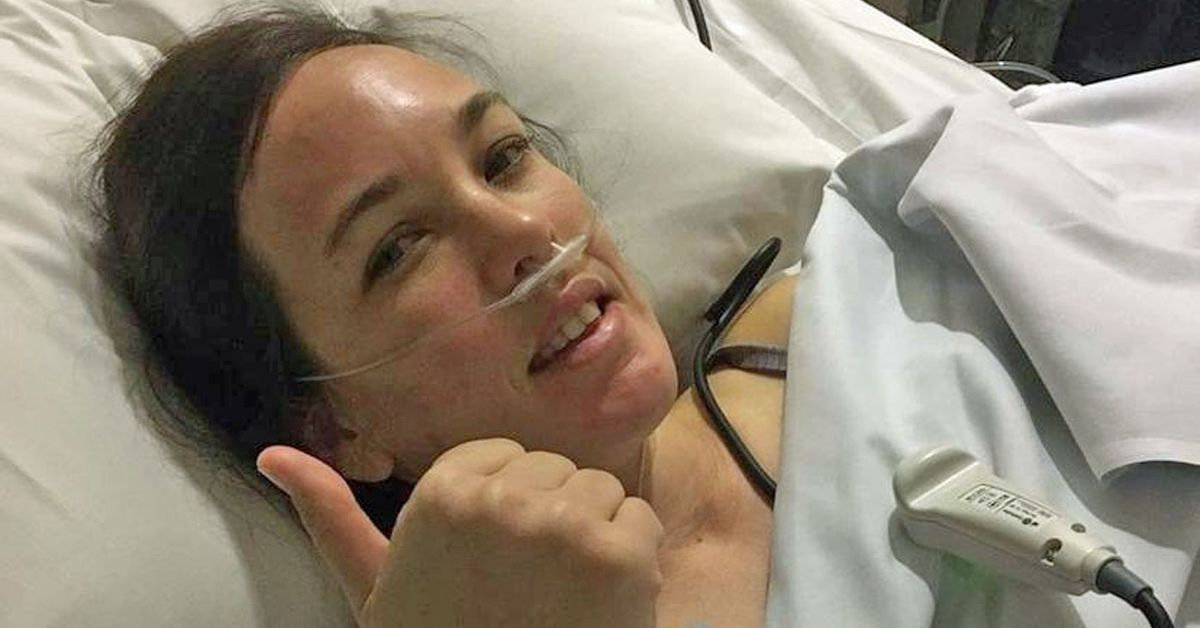Perth woman with days to live shares letter to pre-cancer self