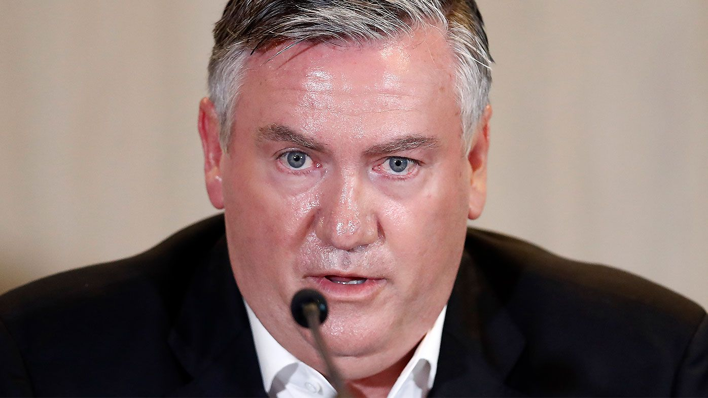 Eddie McGuire 'bewildered' by links to reported Collingwood presidential coup