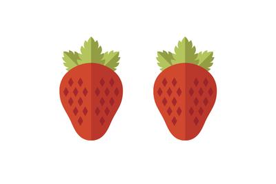 8. Calories in strawberries