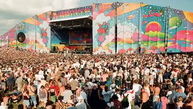 Woodstock is arguably the world's most famous music festival. A new documentary is breaking down what happened behind the scenes.