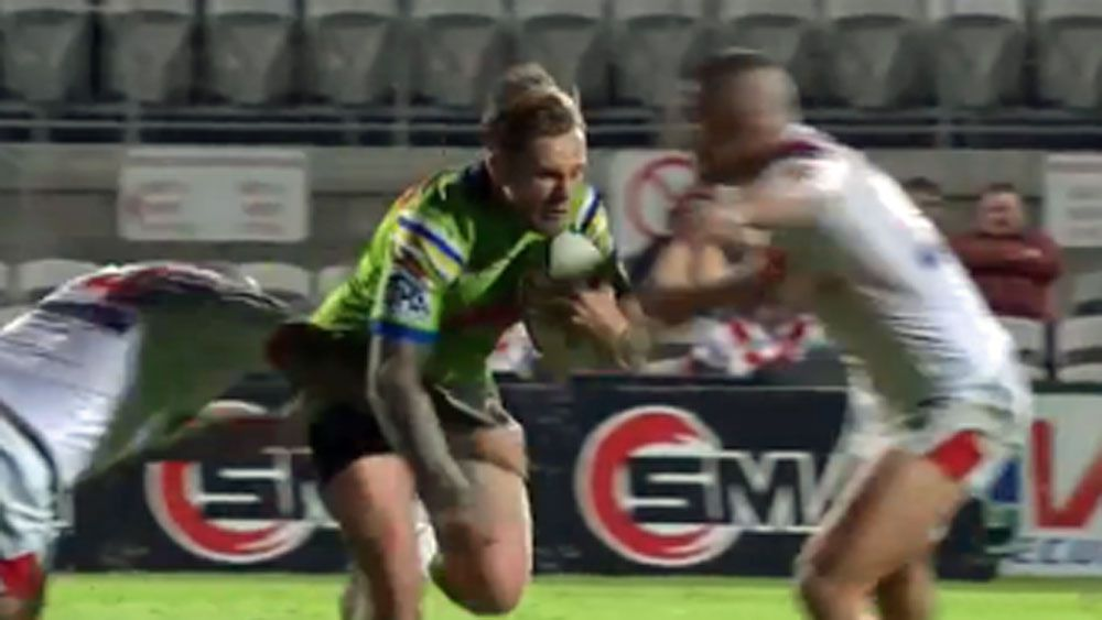 Thompson hit with third high tackle charge