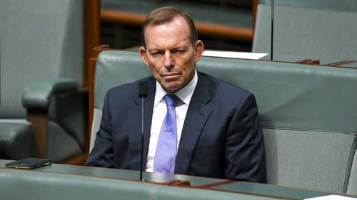 Tony Abbott has expressed his sympathy for Cardinal George Pell.
