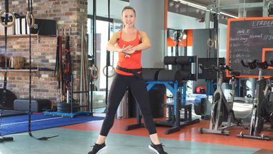 Get fit with easy to follow classes led by a personal trainer.