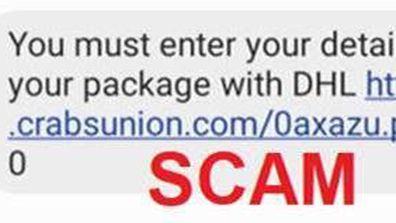 Scamwatch 敦促澳大利亚人在收到此类短信时保持警惕。