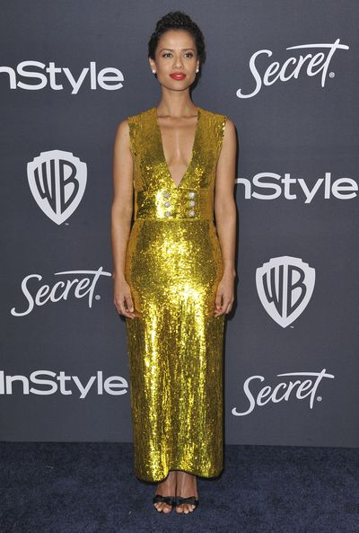 Golden Globes' best dressed: Gugu Mbatha-Raw