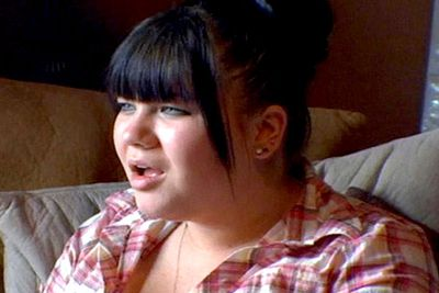 Amber Portwood appeared in the MTV series <I>Teen Mom</I>, which (kind of ironically) brought her mothering duties to an end. She was busted beating up her babydaddy Gary Shirley on camera, prompting a police investigation which ended with her being charged with domestic abuse and going to jail &mdash; and losing custody of her young daughter Leah.