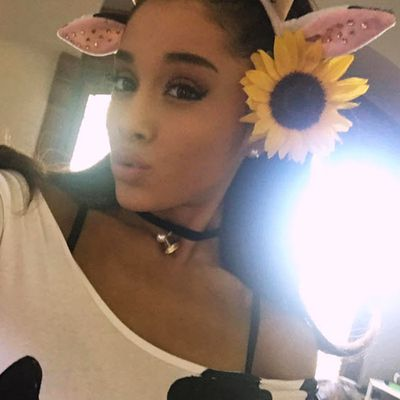Ariana Grande is bigger than Beyonce on Instagram