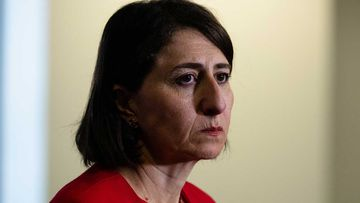 NSW Premier Gladys Berejiklian, at a press conference about the easing of restrictions in NSW.