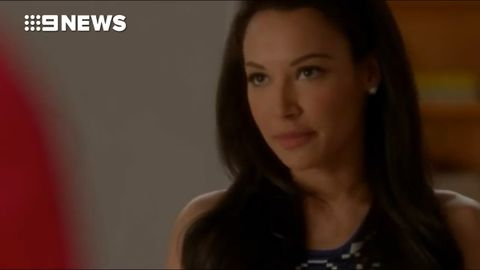 Naya Rivera charged with domestic violence