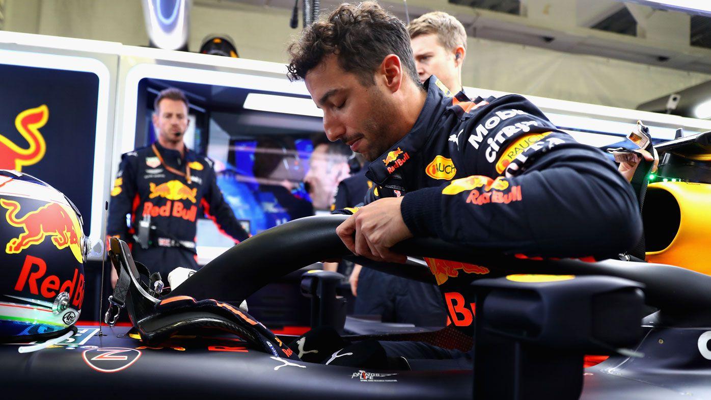 F1: Red Bull apologise to Daniel Ricciardo following Mexican Grand Prix devastation