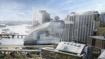 'The Ribbon' hotel in Darling Harbour to be part of W Hotel chain