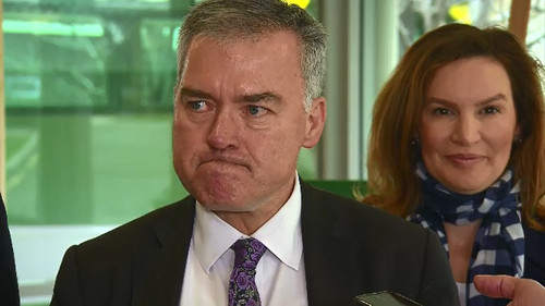 Health Minister Stephen Wade has announced three options are available for the revitalisation of the Repatriation Hospital.